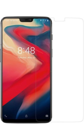 TECHSHIELD Tempered Glass Guard for OnePlus 6(Pack of 1) Flipkart
