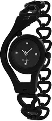 parallel times Presenting the Casual + Formal Pattern PU Belt Watch For Girls Watch  - For Women