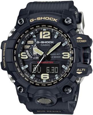 Casio G654 G-Shock ( GWG-1000-1ADR ) Analog-Digital Watch  - For Men