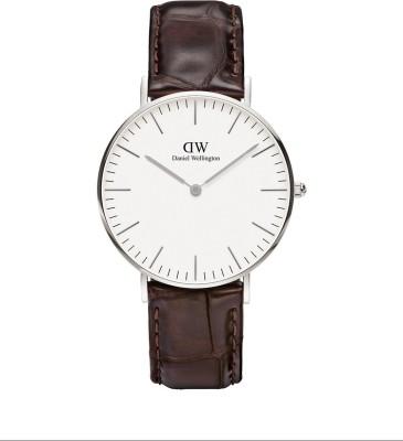 Daniel Wellington DW00100055 Classic York Analog Watch  – For Women