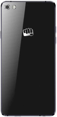 Ace King Back Replacement Cover for Micromax Canvas Silver 5 Q450 Back Panel(Black)