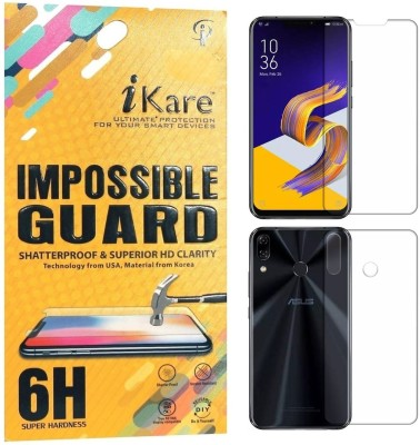 iKare Impossible Screen Guard for Samsung Galaxy A6 Plus