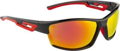 SCATTA Sports Sunglasses(Red)
