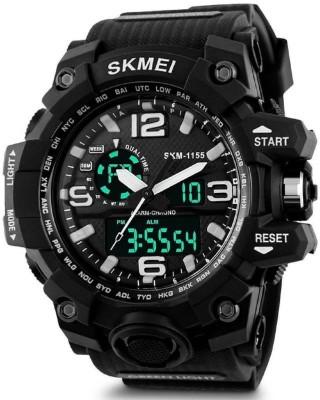 SKMEI Marks 1117 black new watch for boys Analog Watch   For Men SKMEI Wrist Watches