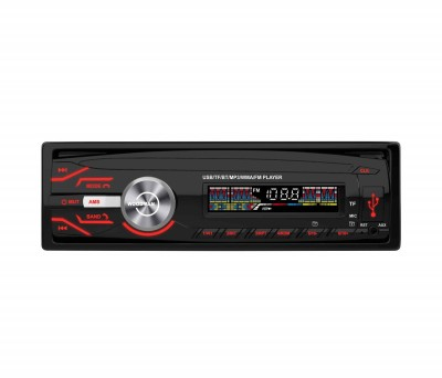 Woodman Single Din FM/USB/Bluetooth Car Stereo(Single Din)