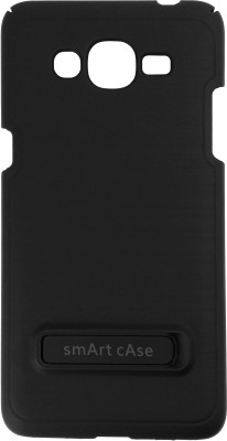 VAKIBO Back Cover for Samsung Galaxy Grand Prime, Samsung Galaxy Grand Prime(Black Matte