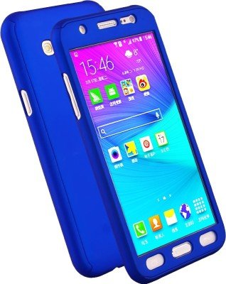 Elyon Design Front   Back Case for Samsung Galaxy J5   6  New 2016 Edition  Blue, Dual Protection
