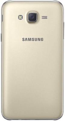 Mobitech Samsung Galaxy J7 Back Panel Golden