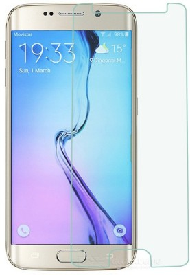 Deer Tempered Glass Guard for Samsung Galaxy S6(Pack of 1)