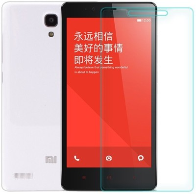 MudShi Tempered Glass Guard for Mi Redmi Note 4(Pack of 1)