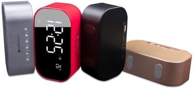 Zebronics Closic Mirror Bluetooth Speaker(Multicolor, 2.0 Channel)