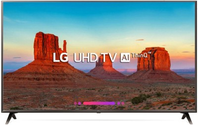 LG 55 inch Ultra HD (4K) LED Smart TV 2018 Edition is a best LED TV under 80000