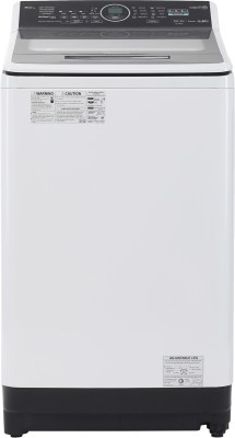 Panasonic 8 kg Fully Automatic Top Load Washing Machine Grey, White(NA-F80A5HRB) (Panasonic)  Buy Online