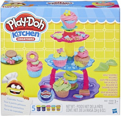 Play-Doh - Cupcake Tower at flipkart
