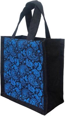 Urban Jhola UJ 5 Lunch Bag Black, 3 L Urban Jhola Bags, Wallets   Belts