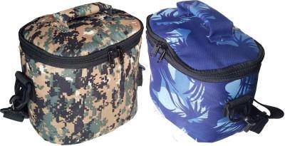 Foonty f13 Waterproof Lunch Bag Multicolor, 2 L Foonty Bags, Wallets   Belts