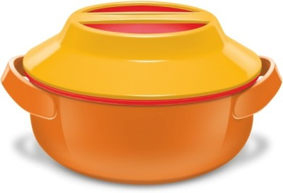 MILTON Milton Microwow Insulated Casserole, 1000 ml, Orange Thermoware Casserole 1000 ml MILTON Casseroles