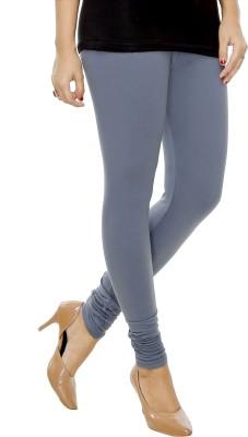 FINAL CHOICE Churidar  Legging(Grey, Solid)