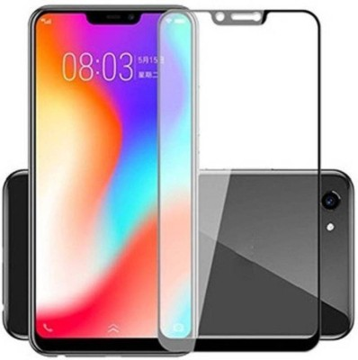 Micvir Tempered Glass Guard for Vivo V9 Youth(Pack of 1)