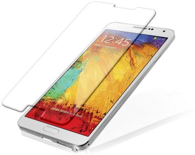 MOBIRUSH Tempered Glass Guard for Samsung Galaxy Note 3(Pack of 1)