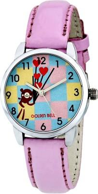 Golden Bell 0026GBK Kids Analog Watch For Boys