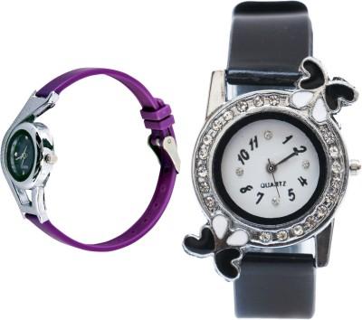 VALENTIME New Designer Branded Different Color Diwali Offer Combo9 Valentine Love1to5 Watch  - For Women