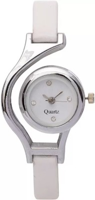 parallel times Presenting the PU Belt Simple Watches Casual+Formal for Girls Watch  - For Women