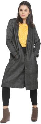 People Wool Blend Coat at flipkart