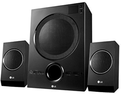 LG LH70 B 2.1 Channel DVD Home Cinema System (Black) Home Theatre(Black, 2.1 Channel)