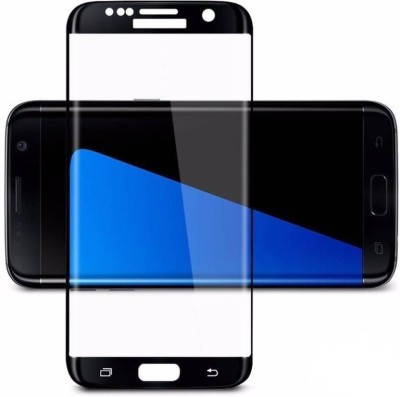 FIRST MART Edge To Edge Tempered Glass for Samsung Galaxy S7 Edge(Pack of 1)