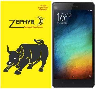 Zephyr Tempered Glass Guard for Mi 4i(Pack of 1)