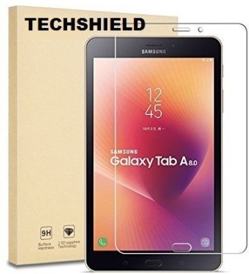 TECH SHIELD Tempered Glass Guard for Samsung Galaxy Tab A 8 inch(Pack of 1)