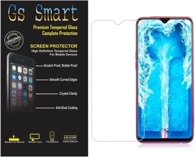 GS SMART Tempered Glass Guard for OPPO F9 Pro {Flexible}(Pack of 1)