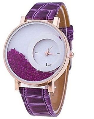 Glamexy Latest Fashionable White Designer New Look Stylish Analog Watch   For Women Glamexy Wrist Watches
