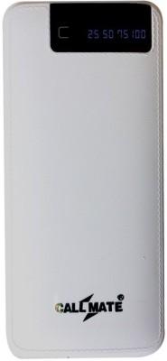 Callmate 15000 Power Bank White, Lithium ion Callmate Power Banks