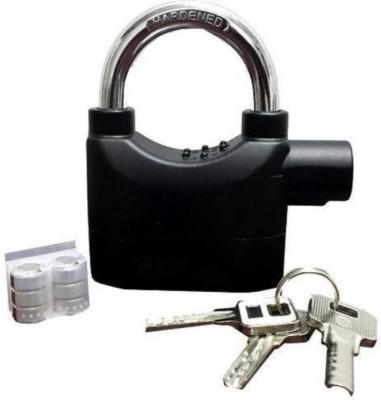 Mobone Alarm Sensor Safety Lock Safety Lock(Black)