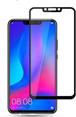 CEDO XPRO Edge To Edge Tempered Glass for 5D 9H Screen Protector Huawei Honor Nova 3i(Pack of 1)