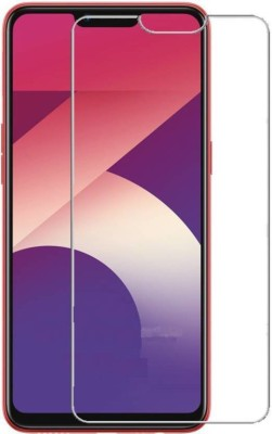 TrendzOn Tempered Glass Guard for Samsung Galaxy J4(Pack of 1)