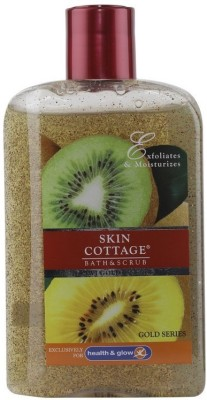 Skin Cottage BATH SCRUB BODY BATH WITH KIWI GOLDESSENCE400ML Scrub(400 ml) 1