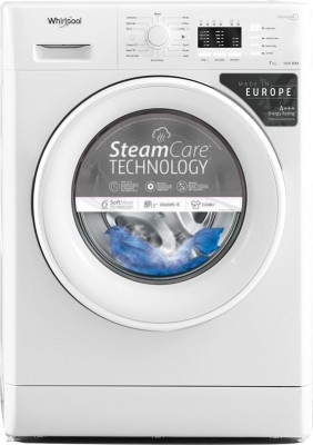 Whirlpool 7 kg Fully Automatic Front Load Washing Machine is among the best washing machines under 40000