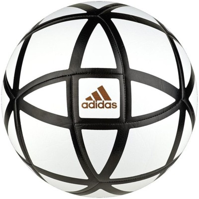 ADIDAS Glider Football   Size: 5 Pack of 1, White, Black ADIDAS Footballs