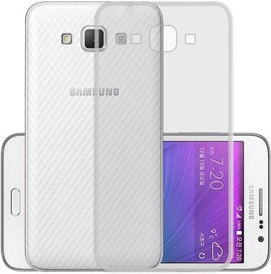 Casotec Back Cover for Samsung Galaxy Grand 3(Clear, Flexible Case) Flipkart