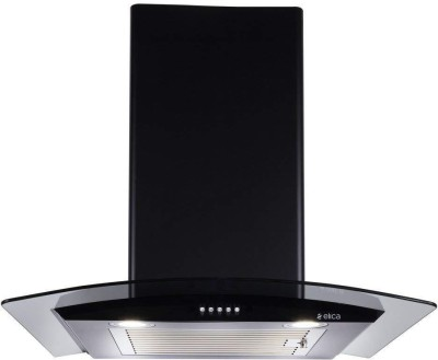 Elica ESCG BF 60 NERO Wall Mounted Chimney