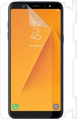 Snooky Front and Back Screen Guard for Samsung Galaxy Note9(Pack of 1)