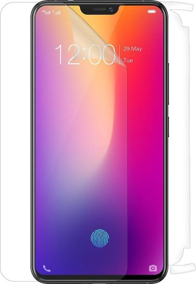 Snooky Front and Back Screen Guard for Mi Redmi Y2(Pack of 1)