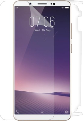 Snooky Front and Back Screen Guard for VIVO V7 Plus(Pack of 1)