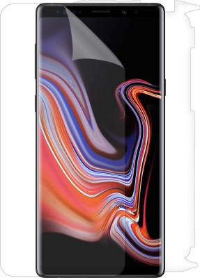 Snooky Front and Back Screen Guard for Samsung Galaxy A6 Plus(Pack of 1)