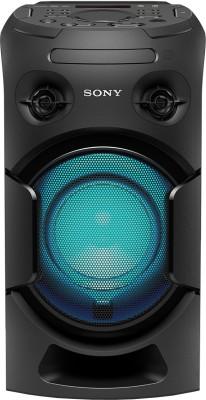 Sony MHC-V21D with DJ Effects & Karaoke Bluetooth Party Speaker(Black, 3.1 Channel)