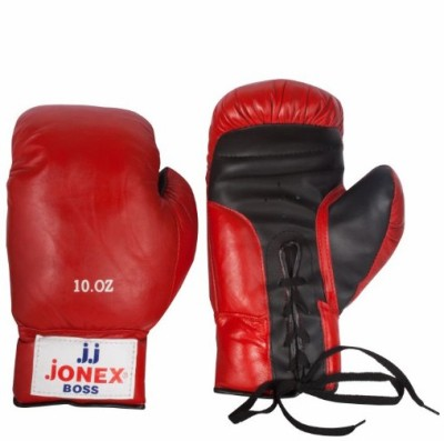 Jonex BOSS Boxing Gloves(Red)