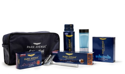 Park Avenue Essential Grooming Kit (Pack of 7)